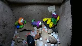 Kids making - Daniel in the lions den